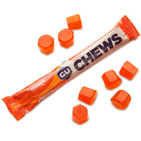 GU Energy Chews Box 18 x 54g, Orange